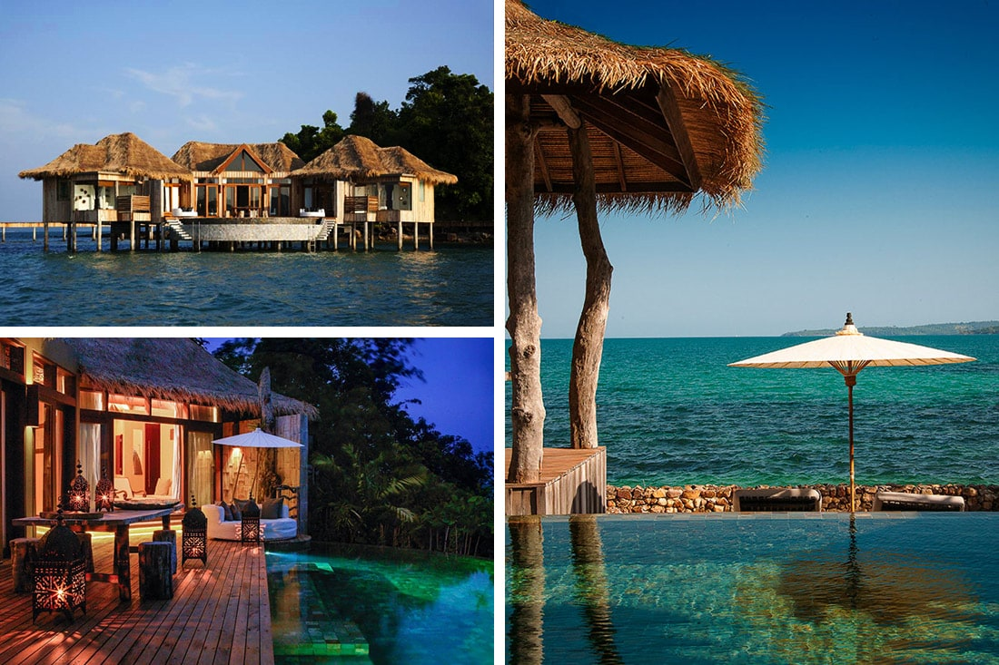 Song Saa Private Island, Camboja