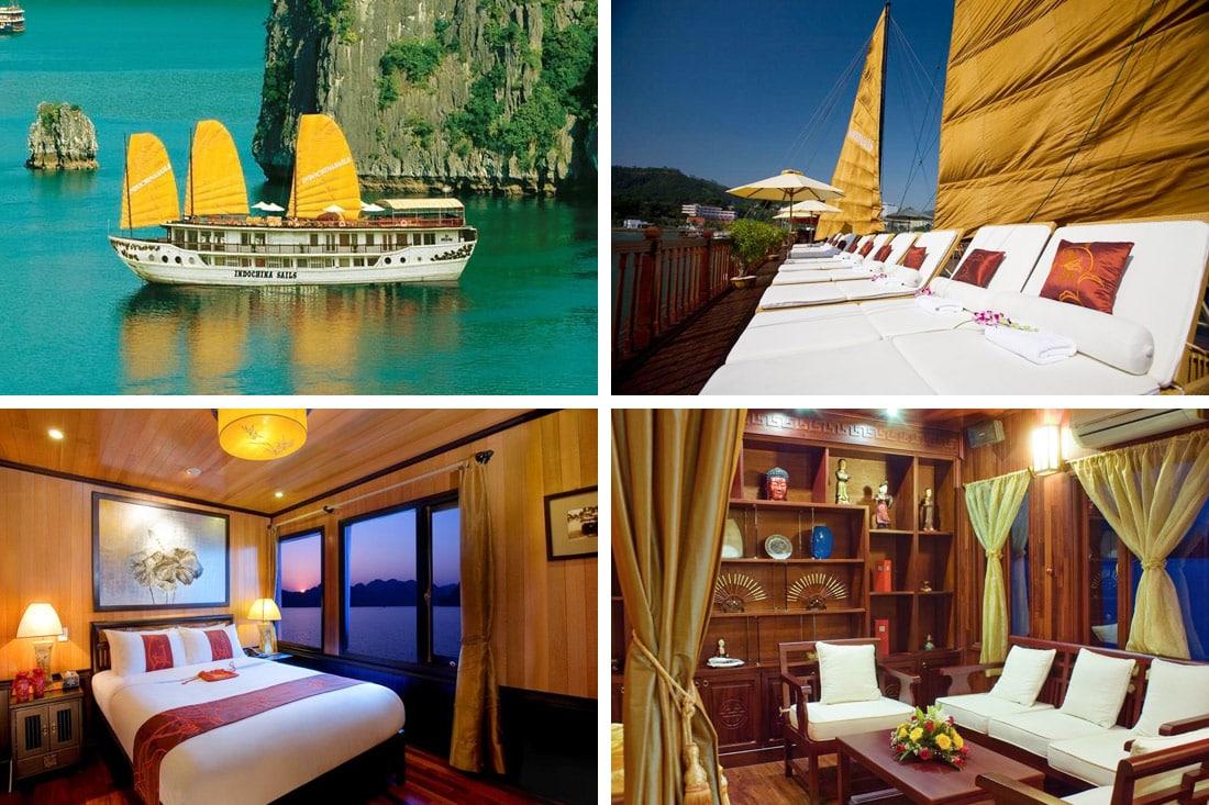 Indochina Sails Cruise Halong Bay