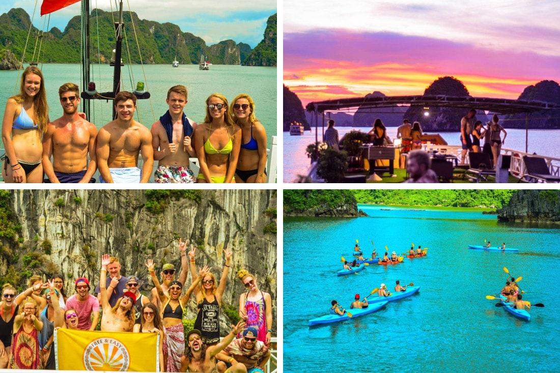 Oasis Bay Party Cruise Halong Bay