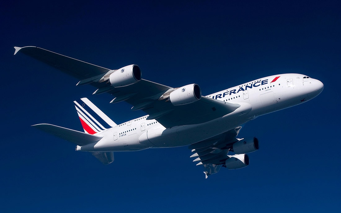 Frota AirFrance