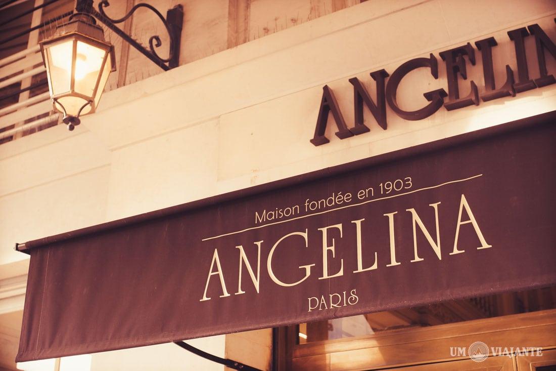 Angelina, Paris - Rue de Rivoli