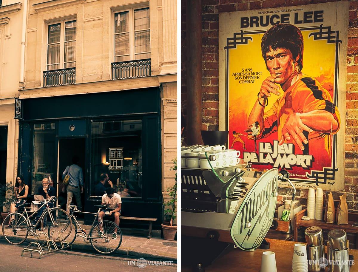 Fragments Espresso Bar, Café em Paris