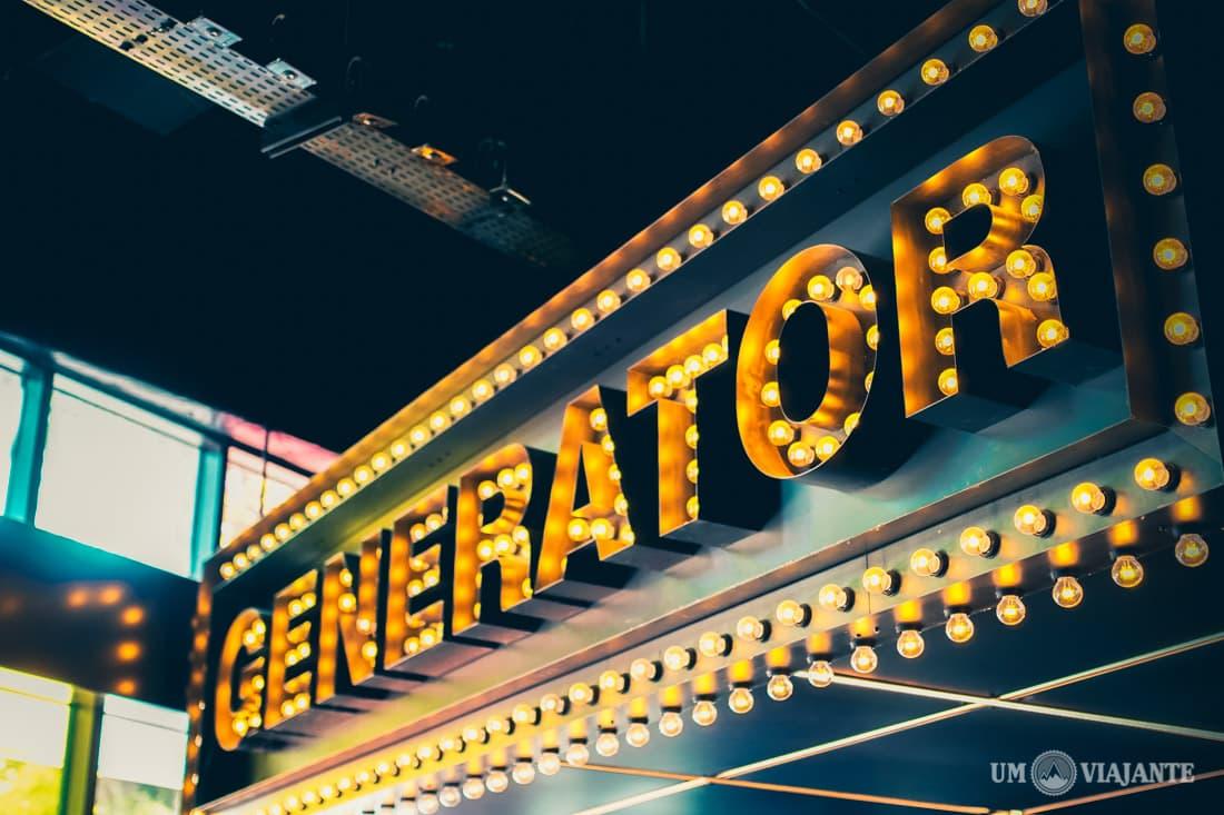 Generator Hostel - Paris