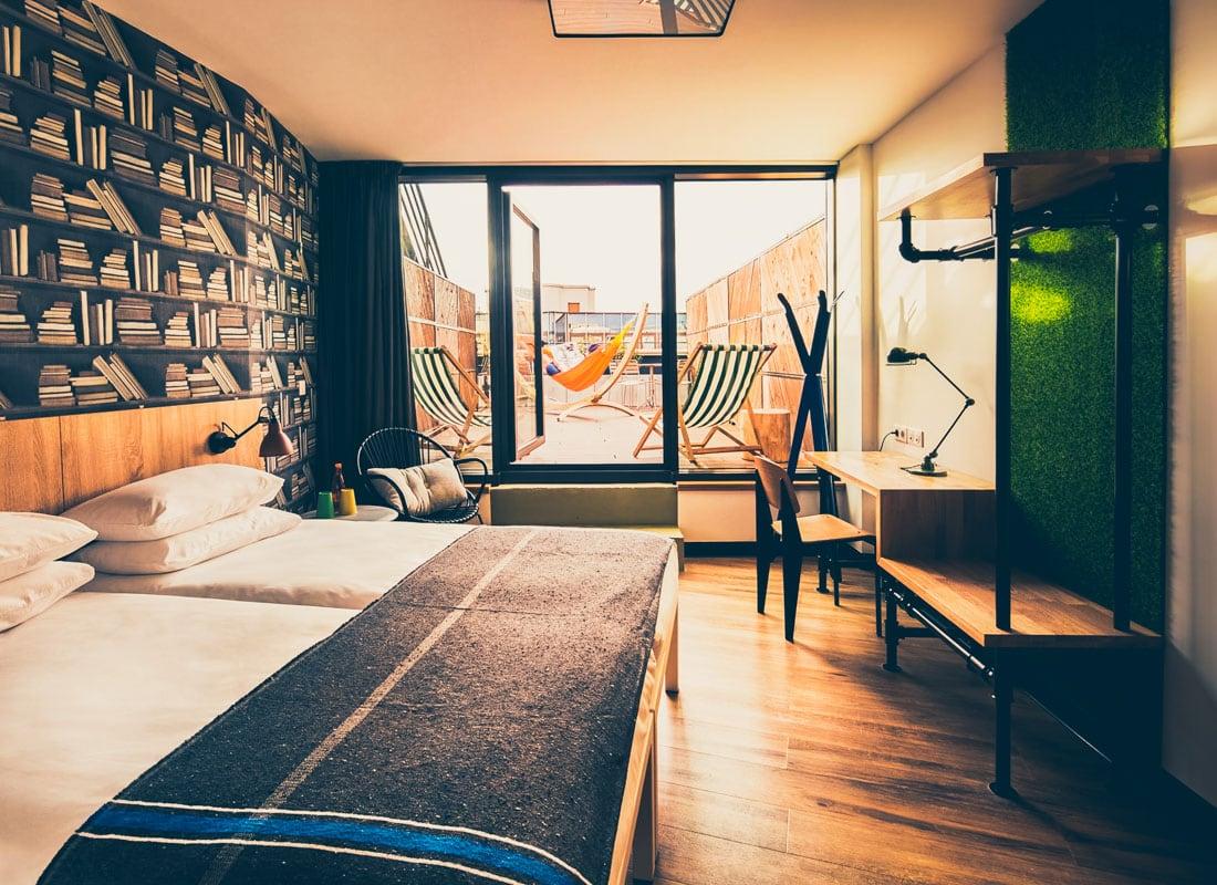 Quarto Privativo - Hostel Generator Paris