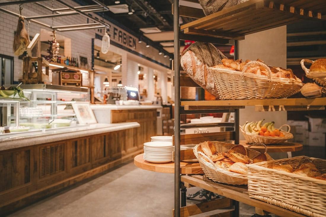 Café da Manhã - Hostel Generator