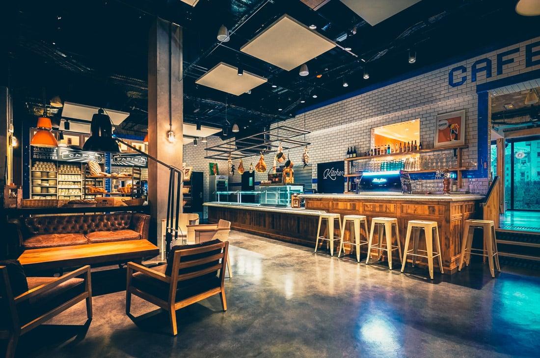 Restaurante: Generator Paris Hostel
