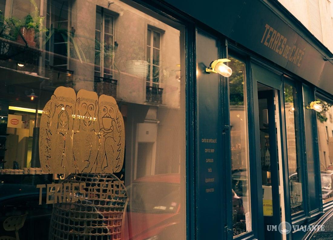 Terres de Café, Marais - Paris
