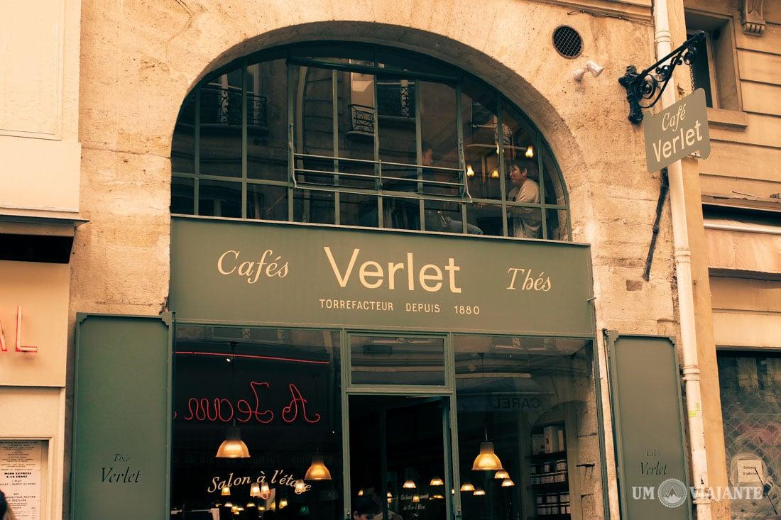 Café Verlet, Paris