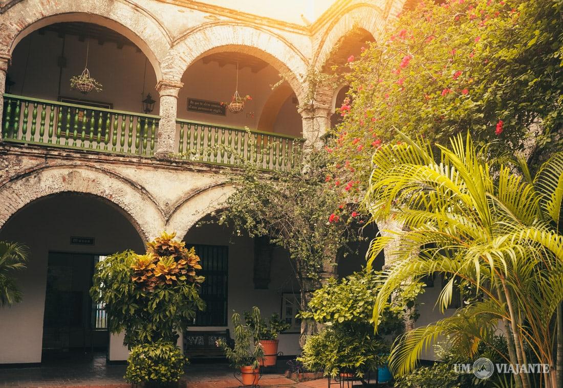 Convento de Santa Cruz de la Popa, Cartagena - Colômbia