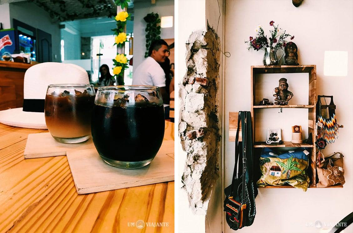 ADN Café, Cartagena - Colômbia