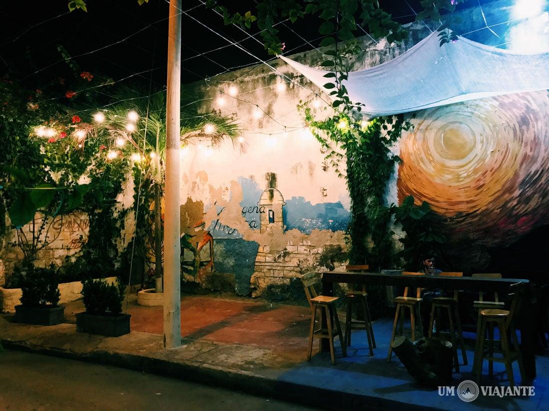 Café del Mural, Getsemani - Cartagena