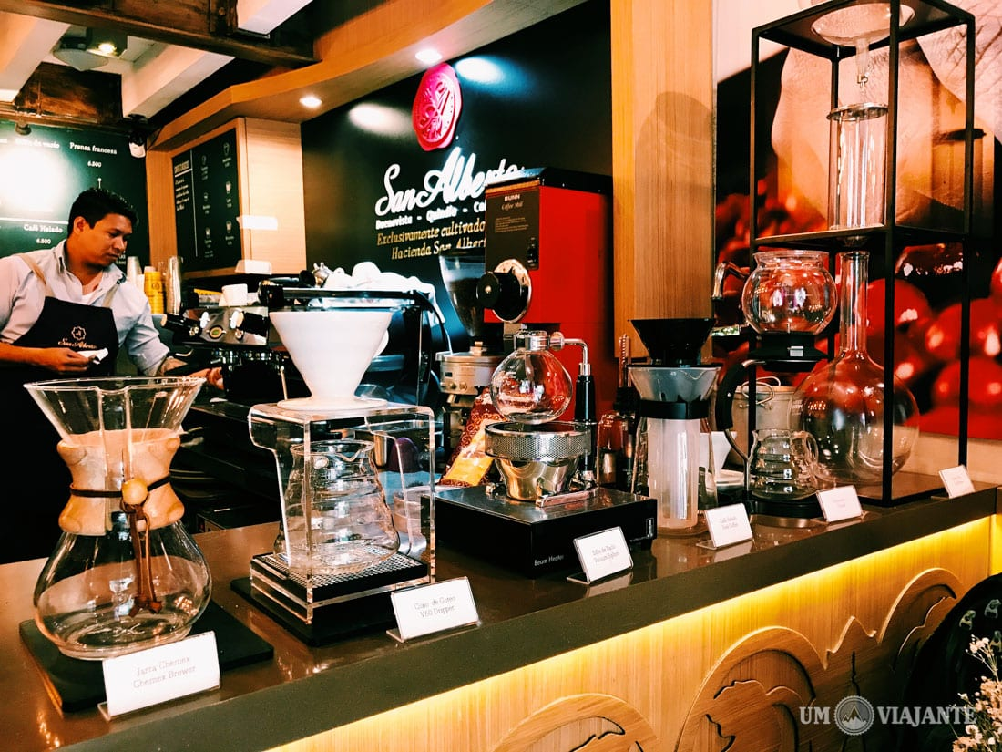Café San Alberto, Cartagena - Colômbia
