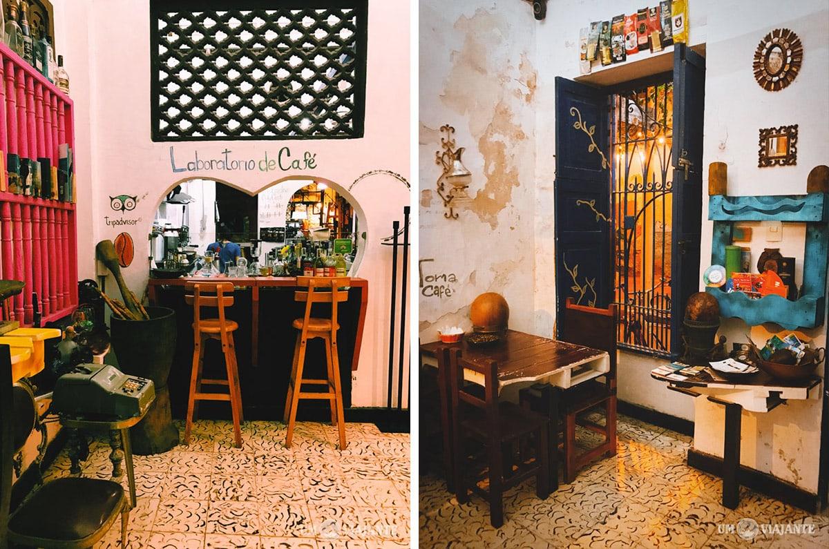 Café del Mural - Cartagena