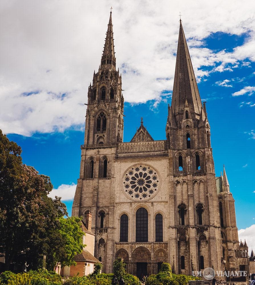 Catedral de Chartres, França - Vale do Loire