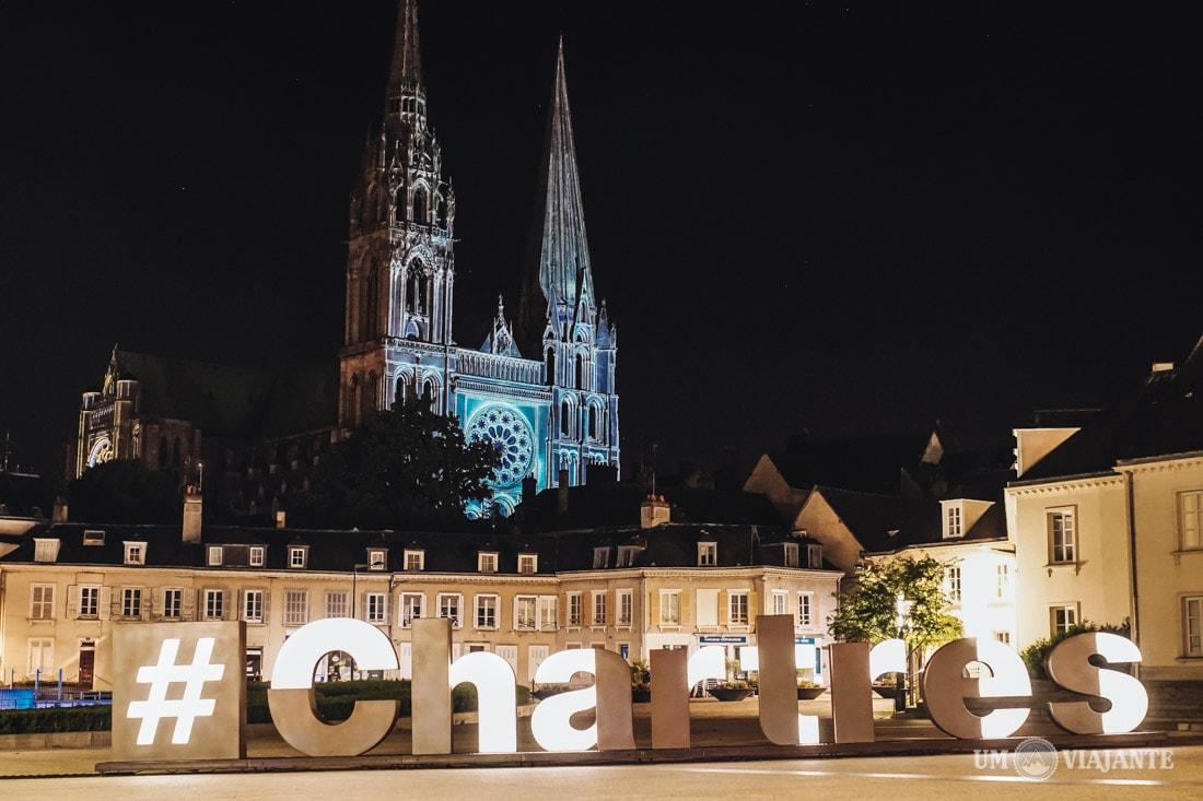 Chartres, França - Vale do Loire