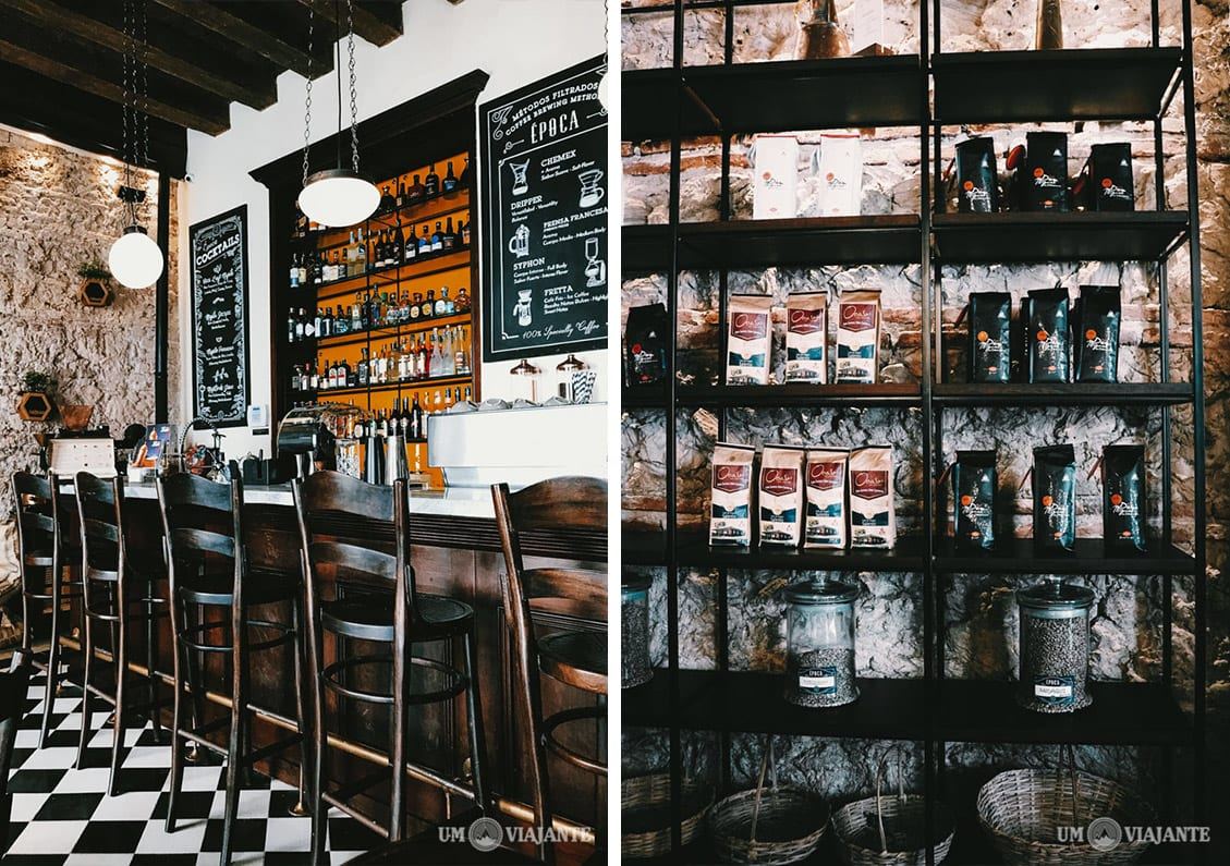 Época Café, Cartagena - Colômbia