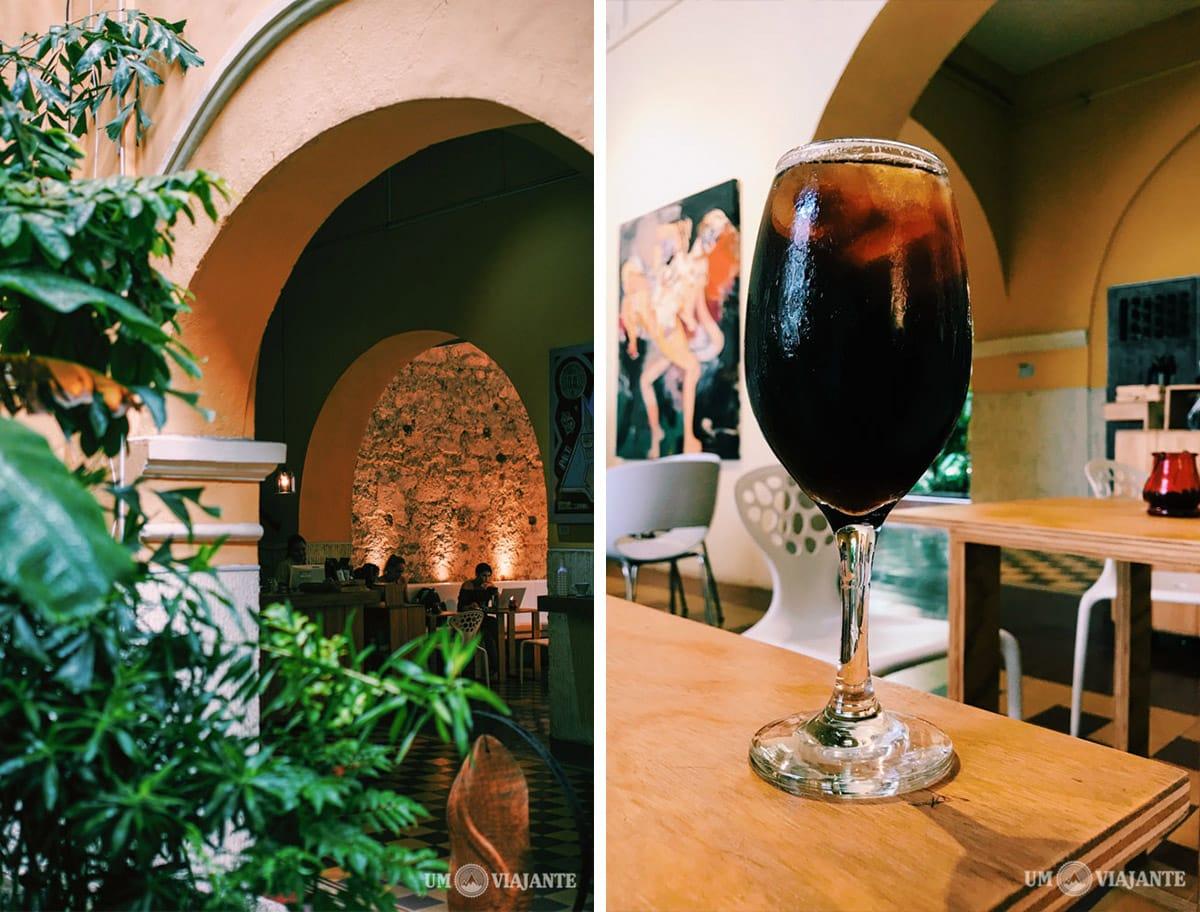 Café La Presentación, Cartagena
