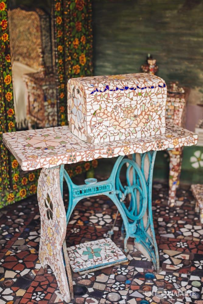 Mosaicos Picassiette, Chartres - França