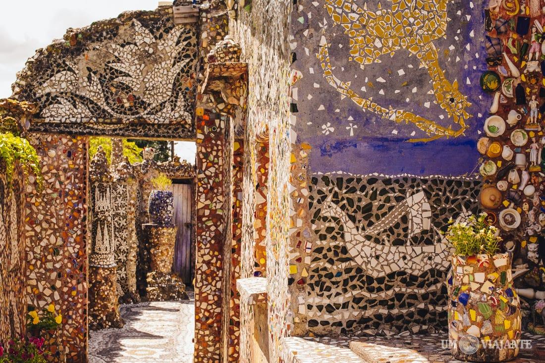 Casa de Mosaicos Picassiette, Chartres - França