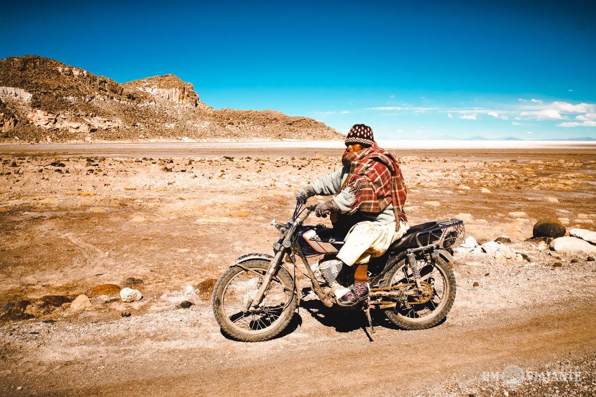 Boliviana, Uyuni - Bolívia