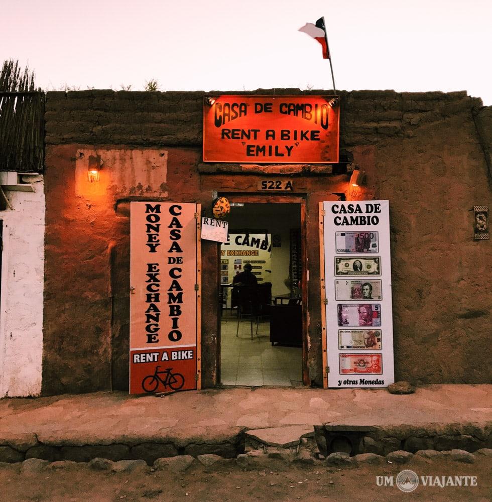 Casa de Câmbio Emily, San Pedro de Atacama