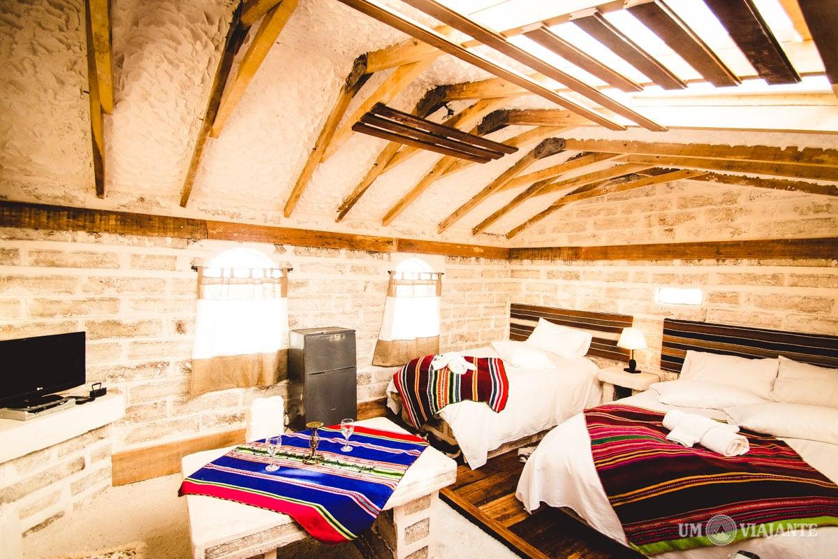 Tambo Coquesa Lodge Hotel, Uyuni - Bolívia