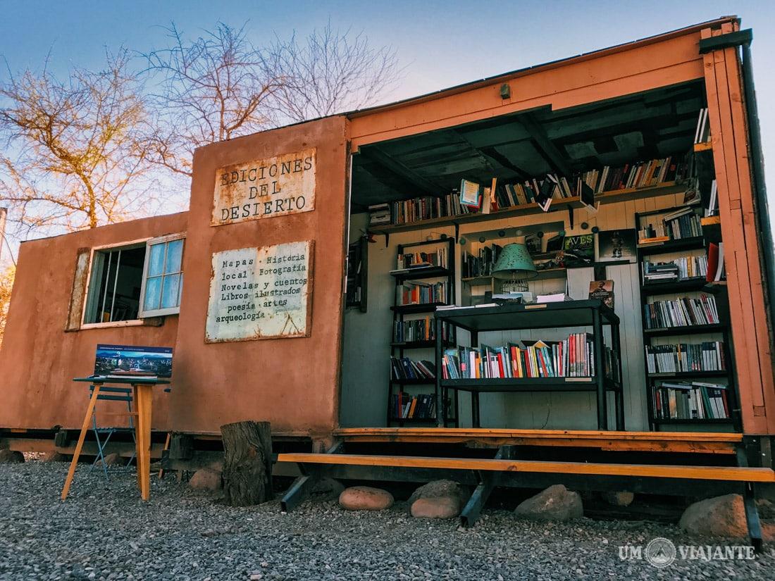 Librería del Desierto, Atacama - Chile