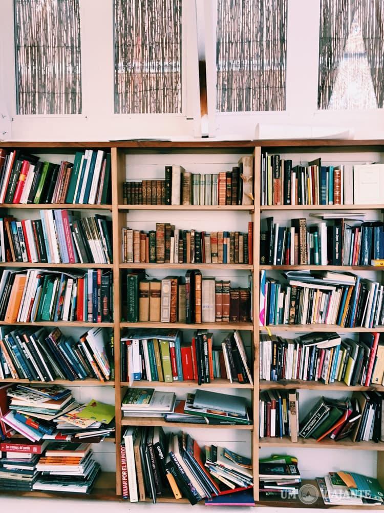 Casa de Diego, Livraria do Deserto - Atacama