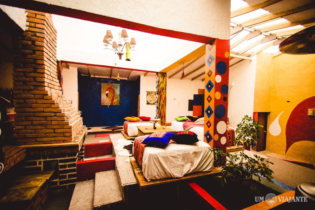 Los Flamencos Eco Hotel, Bolívia