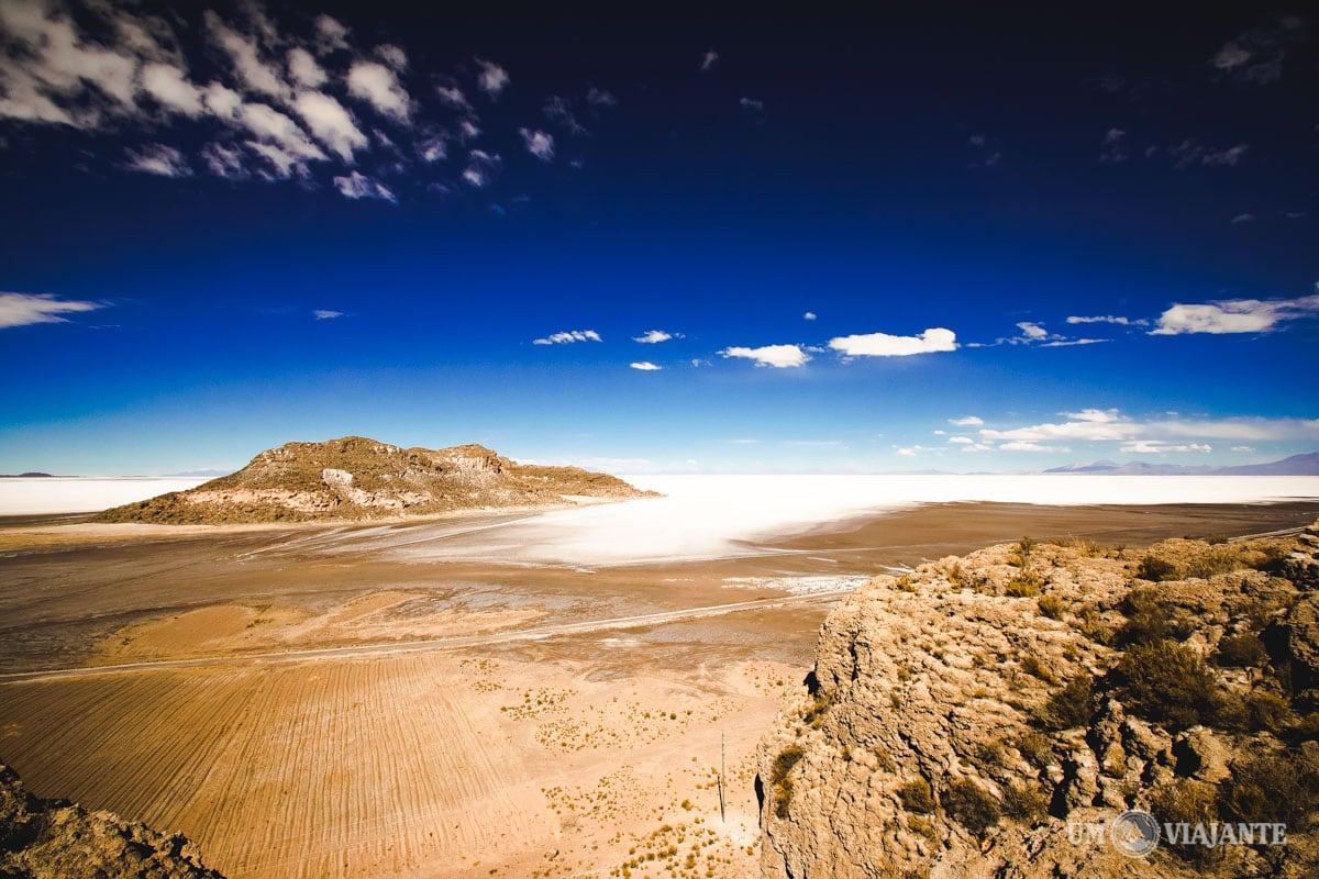 Mirante do Salar de Uyuni, Bolívia