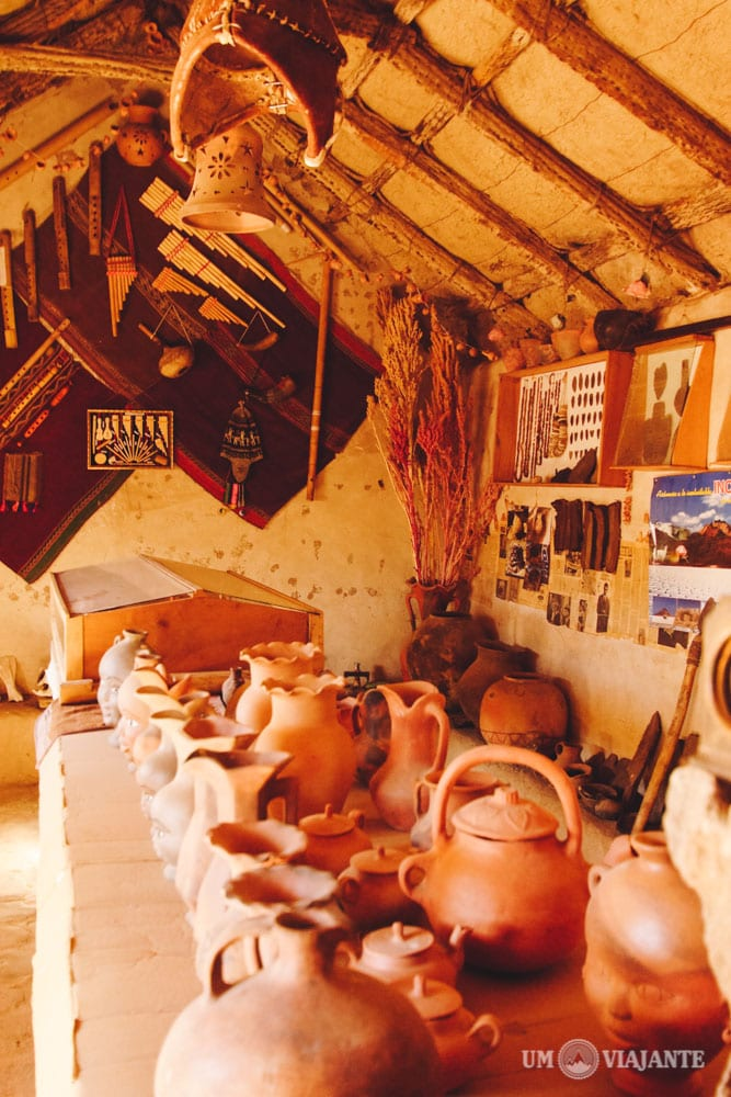 Museu Chantani, Uyuni, Bolívia