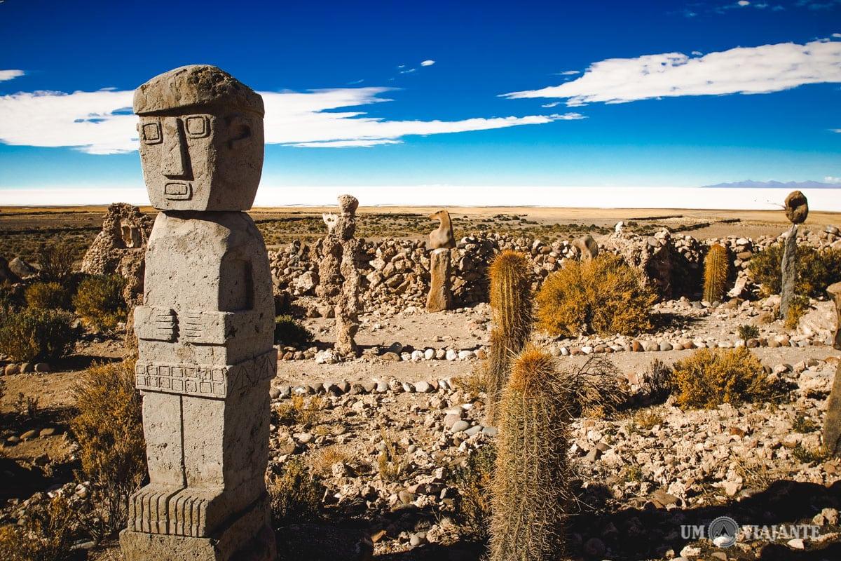Palácio de Los Cántaros, Uyuni - Bolívia