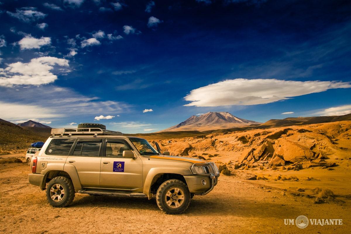 Sand Andina, Agência Bolívia