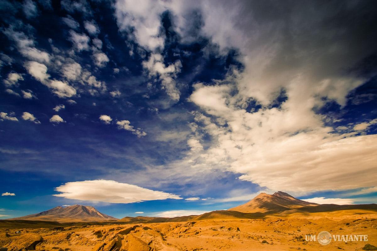 Mirador de Volcán Ollagüe, Bolívia