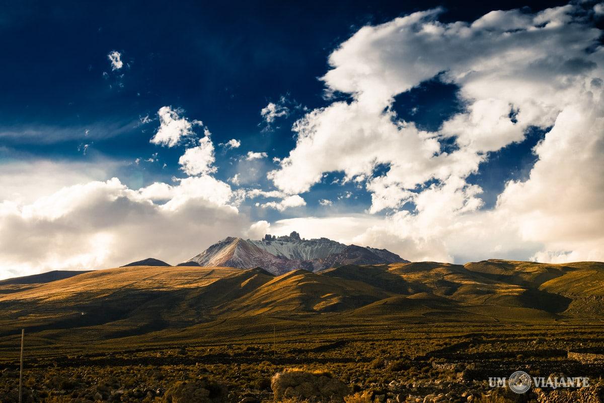 Vulcão Salar de Uyuni, Bolívia