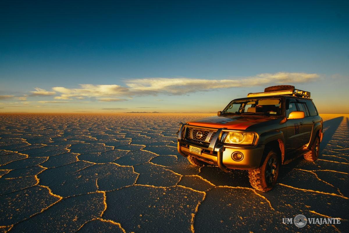 Carro da Senda Andina, Uyuni - Bolívia