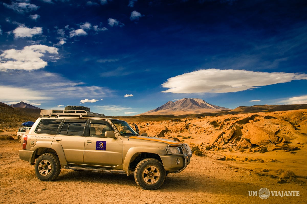 Senda Andina, Bolívia