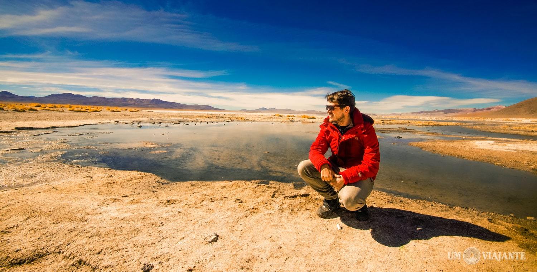 Um Viajante, Bolívia