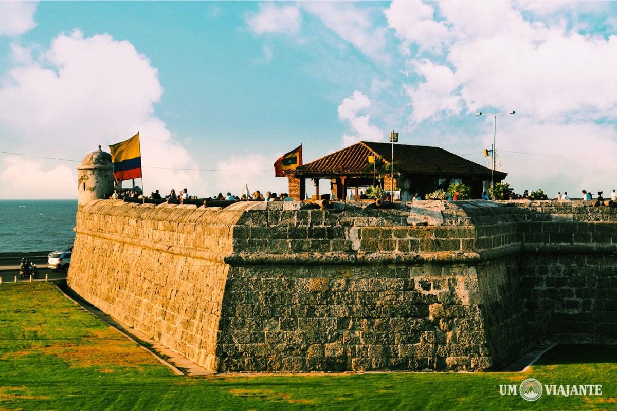 Baluarte de Santo Domingo, Cartagena