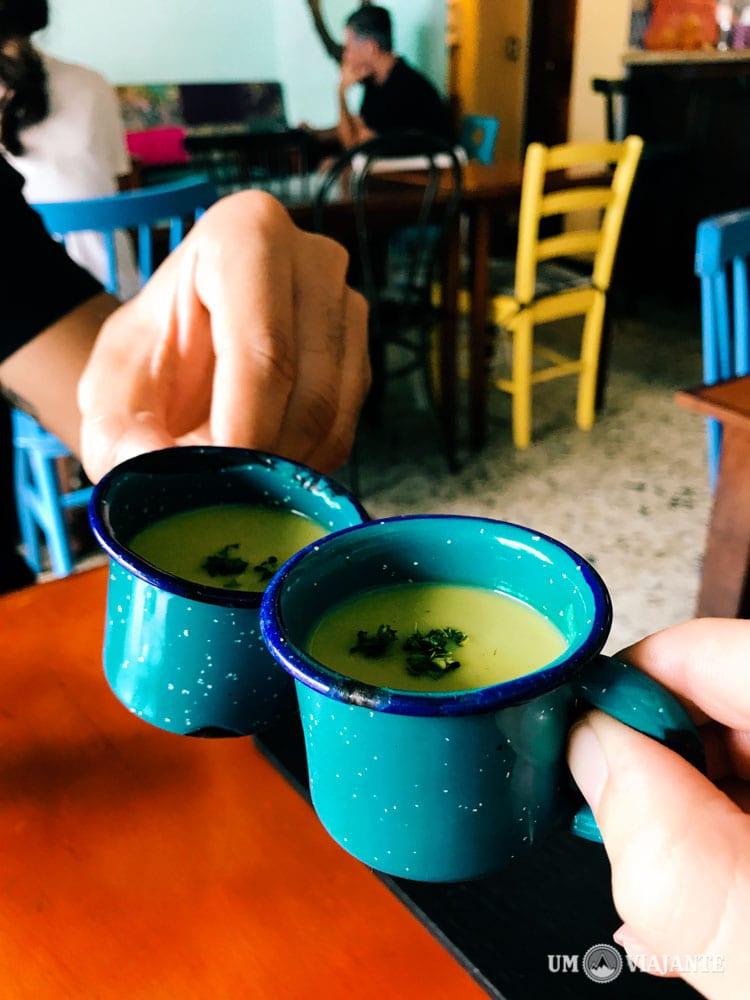 Caffé Lunático, Cartagena