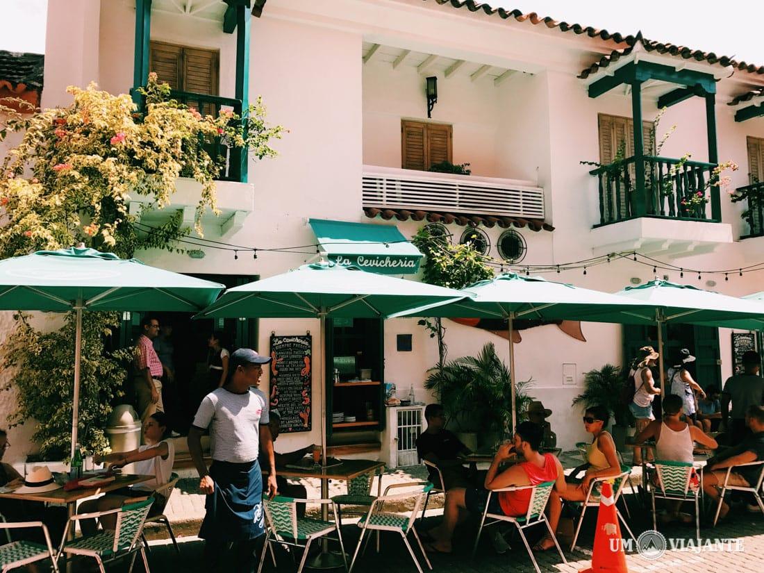 La Cevichería, Cartagena