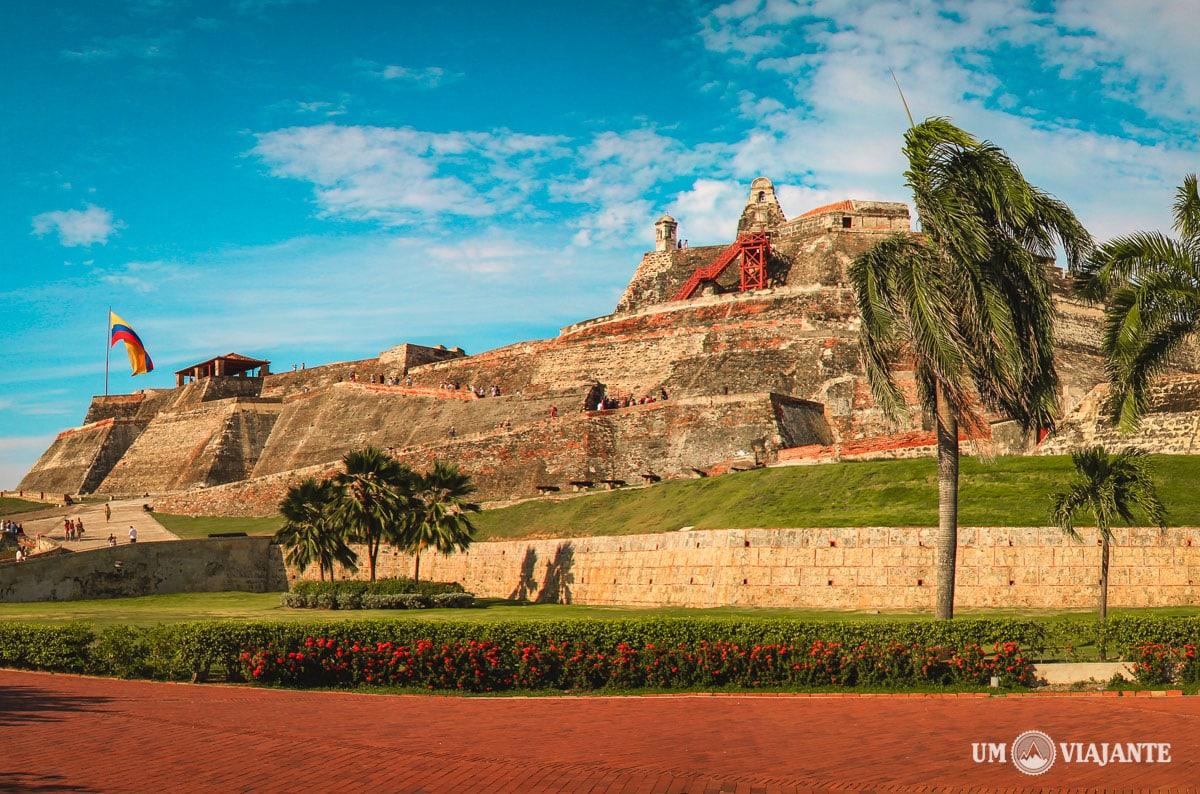 Castelo de San Filipe de Barajas, Cartagena