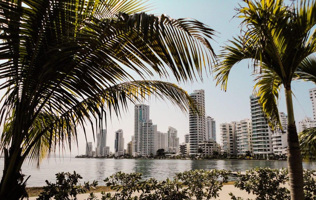 Cartagena Moderna, Castillogrande