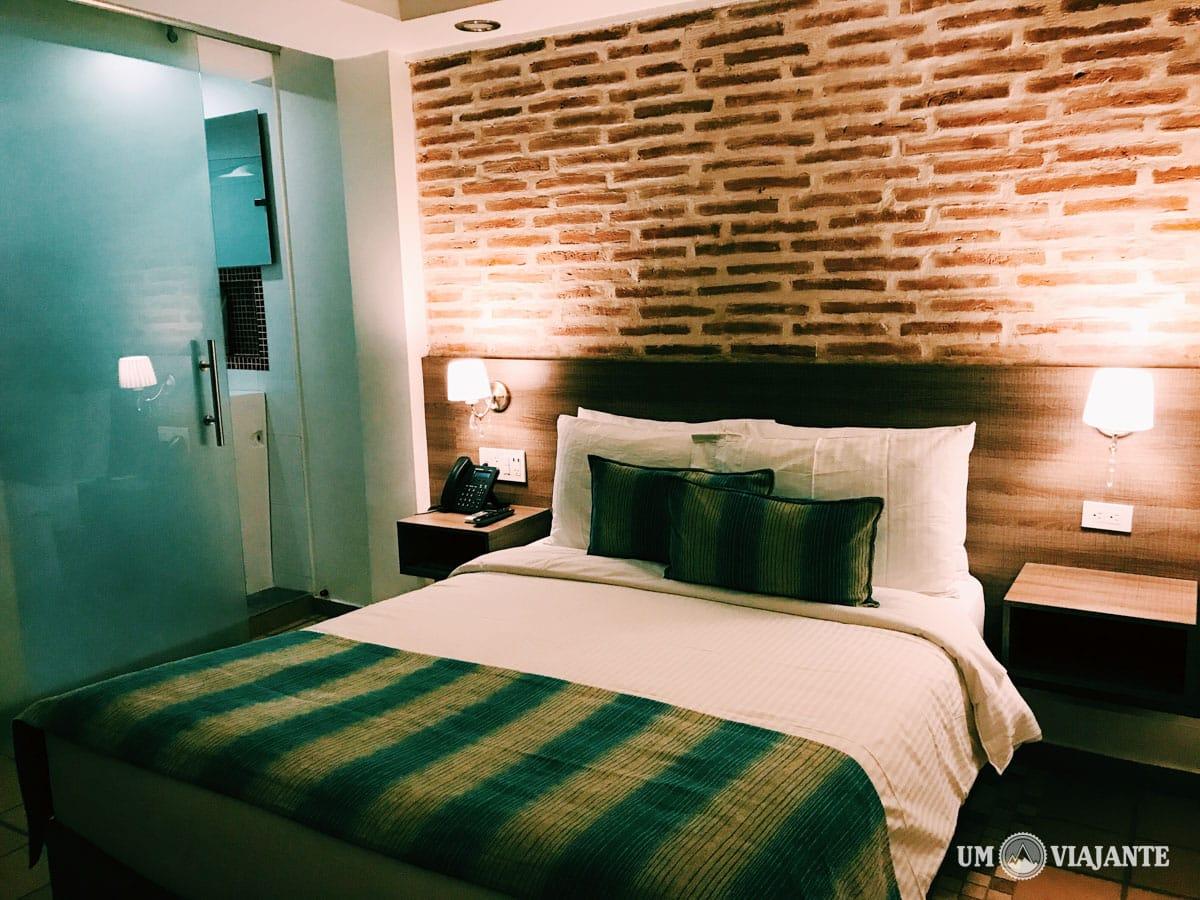 Hotel Casa Baluarte, no Getsemaní - Cartagena