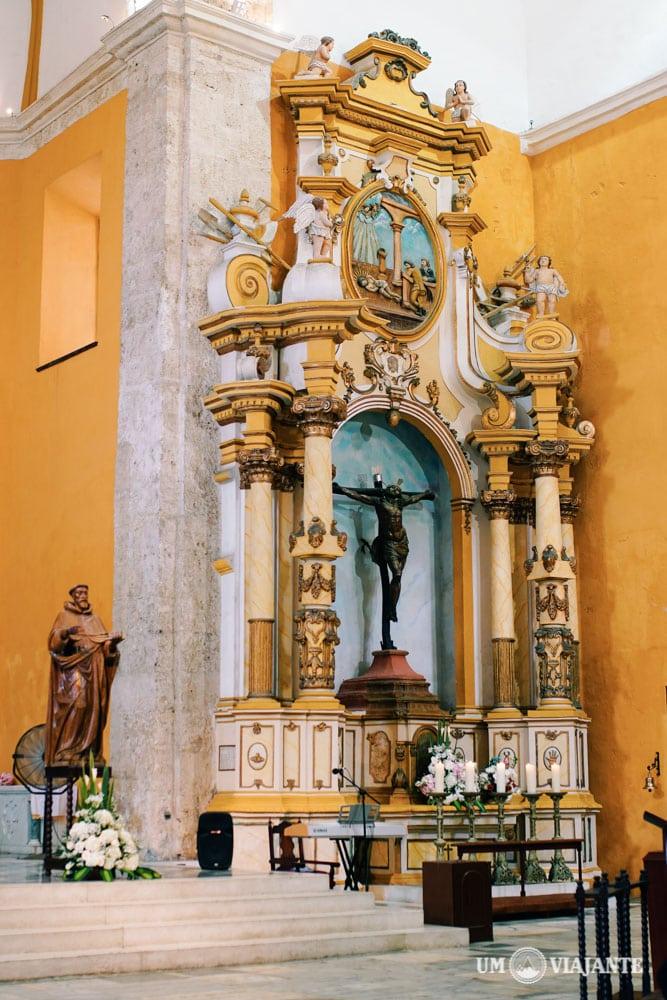 Igreja de Santo Domingo, Cartagena