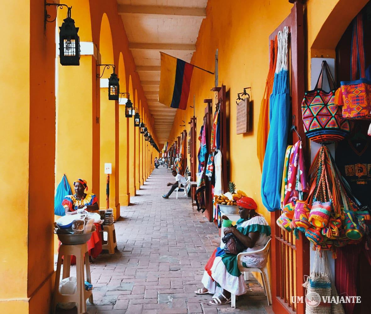 Las Bóvedas Cartagena