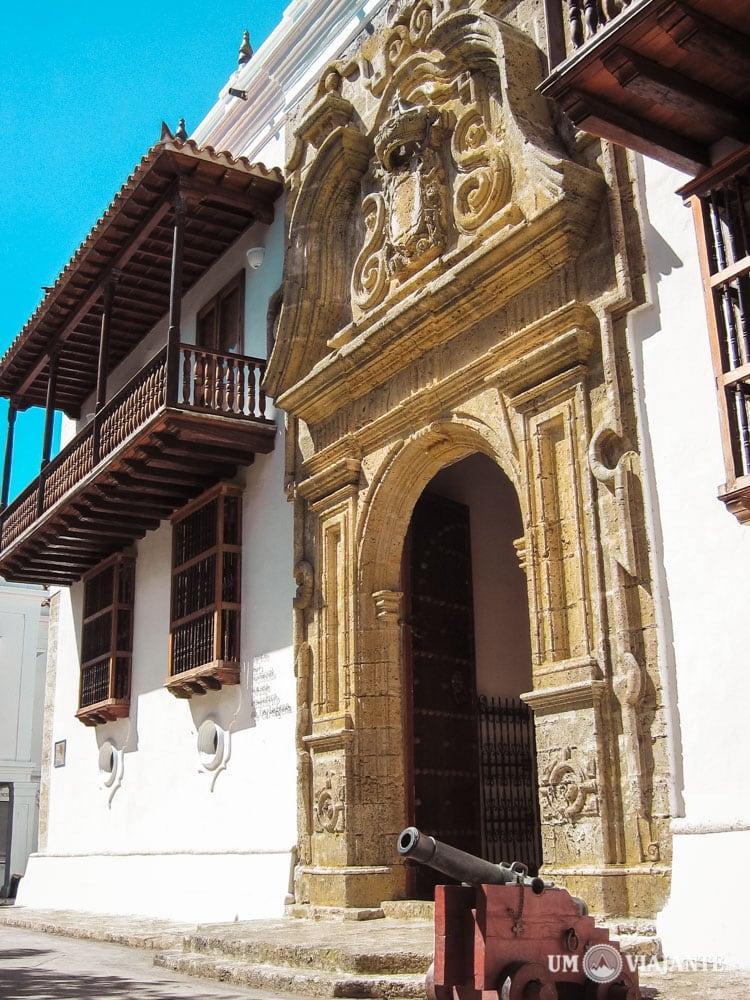 Museu Histórico de Cartagena de Indias