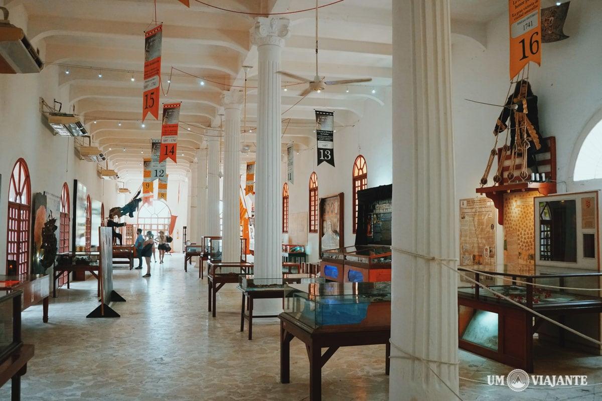 Museu Naval del Caribe, Cartagena