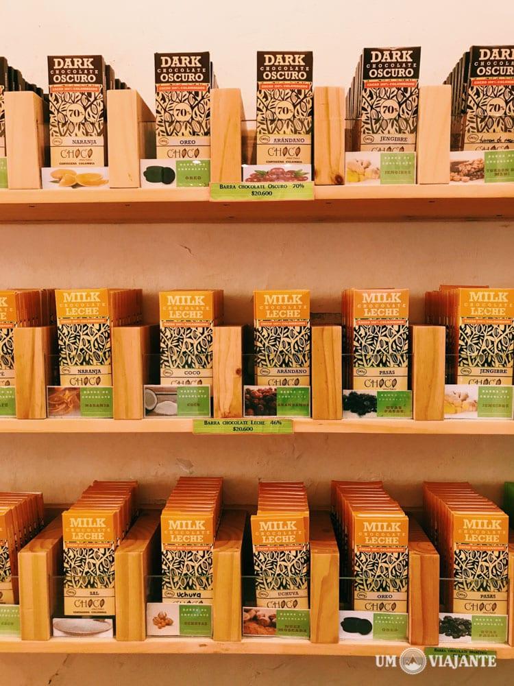 Museu do Chocolate de Cartagen