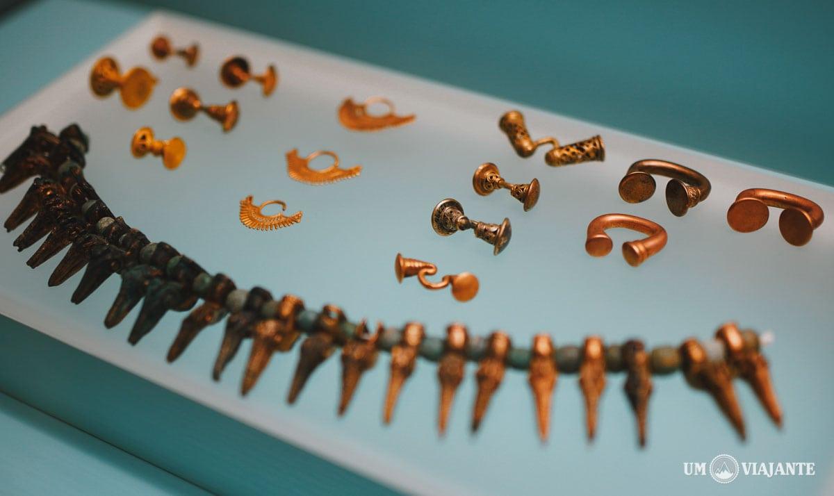 Museu do Ouro Zenú, Cartagena
